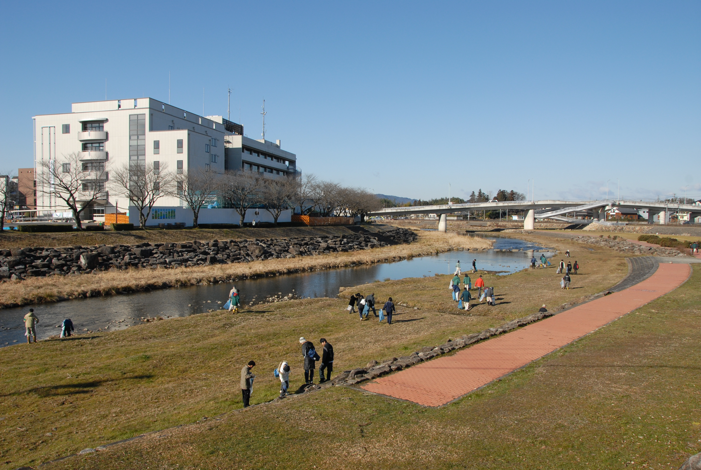 ふるさと川公園